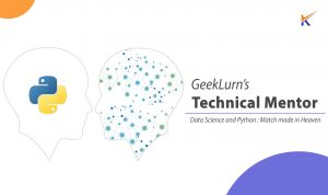Data Science & Python: A match made in heaven.