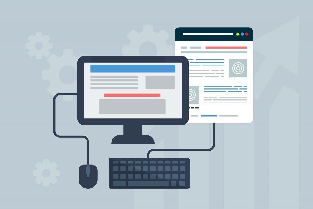 Web development and java