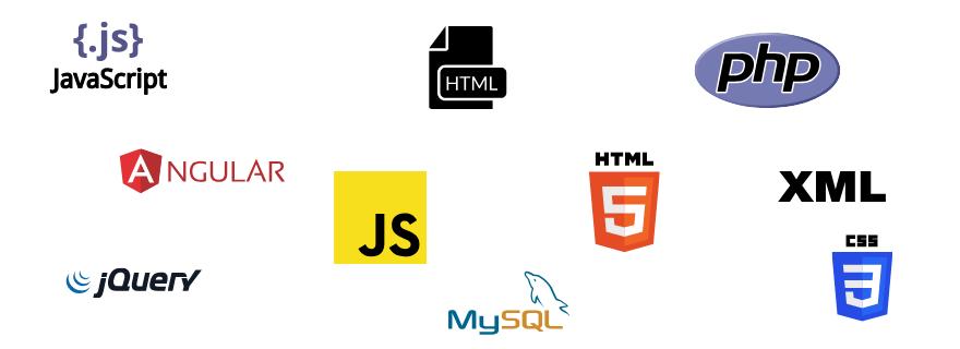 web development skills.